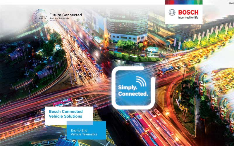 Bosch Future Connected