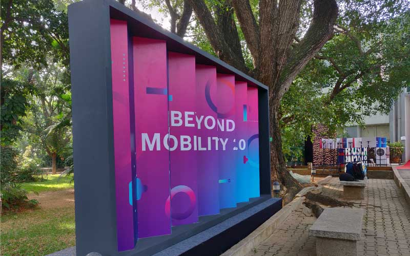 Bosch Beyond Mobility Campaign