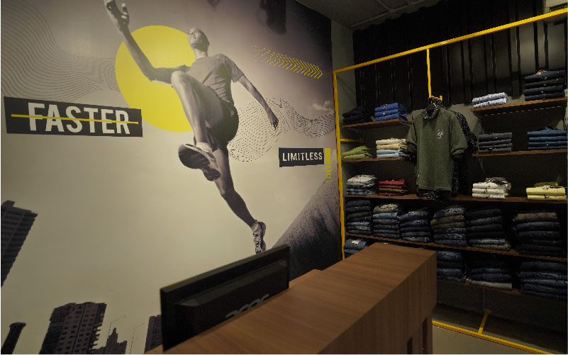Leaner Store Design Experience